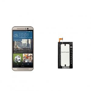 باتری موبایل اچ تی سیm9 و m9 plus