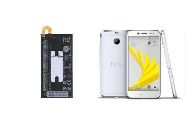 موبایل اچ تی  سی  ۱۰  اوو 600x415 - باتری موبایل اچ تی سی Evo 10 با کدفنی B2PYB100