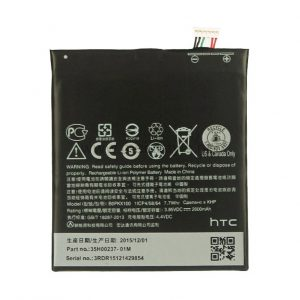 باتری موبایل اچ تی سی Desire 626 با کدفنی BOPKX100