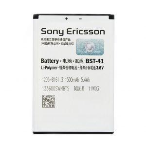 باتری موبایل سونی اریکسون A8i با کدفنی BST-41