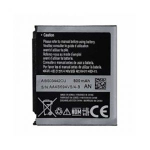 باتری موبایل سامسونگ D900 با کد فنی AB503442CU