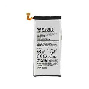 موبایل سامسونگ GALAXY A3 300x300 - باتری موبایل سامسونگ Galaxy A3 باکدفنی EB-BA300ABE