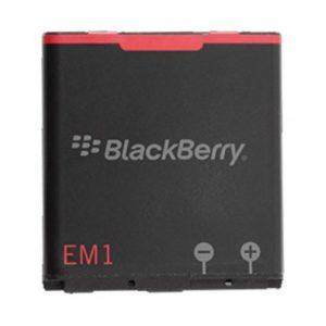 باتری موبایل بلک بری 9350 با کد فنی E-M1