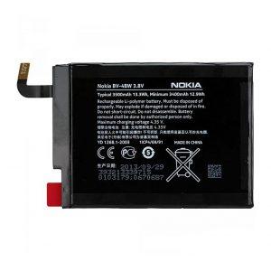 باتری موبایل مایکروسافت lumia 1520 با کد فنی BV-4BW