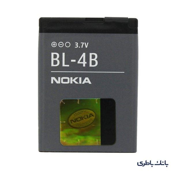 باطری موبایل نوکیا BL-4B