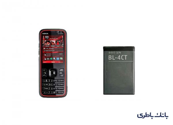 باتری موبایل نوکیا BL-4CT