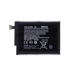 باتری موبایل مایکروسافت Lumia 1320 با کدفنی BV-4BWA