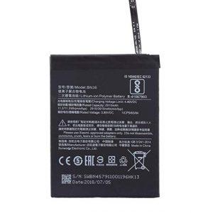 باتری موبایل شیائومی MI6X باکدفنی BN36
