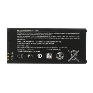 باتری موبایل مایکروسافت lumia 650 با کدفنی BV-T3G