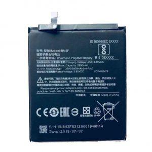 باتری موبایل شیائومی MI8 با کدفنیBM3F