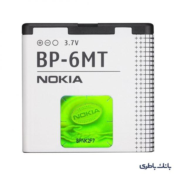باطری موبایل نوکیا BP-6MT