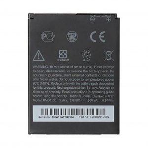 باتری موبایل اچ تی سی Desire 400 با کدفنی BM60100