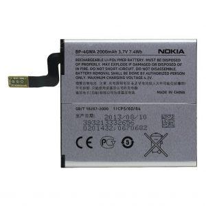 باتری موبایل مایکروسافت lumia 625 با کد فنی BP-4GWA