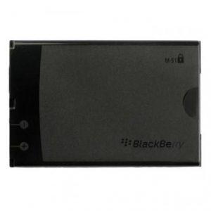 باتری موبایل بلک بری 9780 با کدفنی M-S1