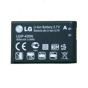 7d24f554b09f27d76792b11b62c5ecce5d5f3b3f 300x300 - باتری موبایل ال جی Cookie Lite با کد فنی LGIP 430N