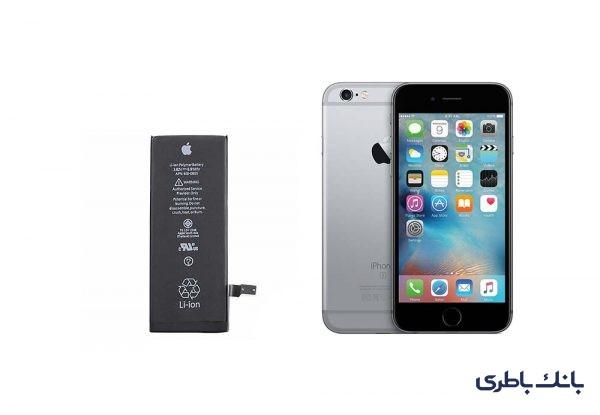 87c852247bf9f392001246ea3b4b54f2b5c6bdda 511474041 600x415 - باتری موبایل اپل مدل Iphone 6S