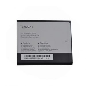 باتری موبایل آلکاتل One Touch Snap LTE با کد فنی TLI022A1