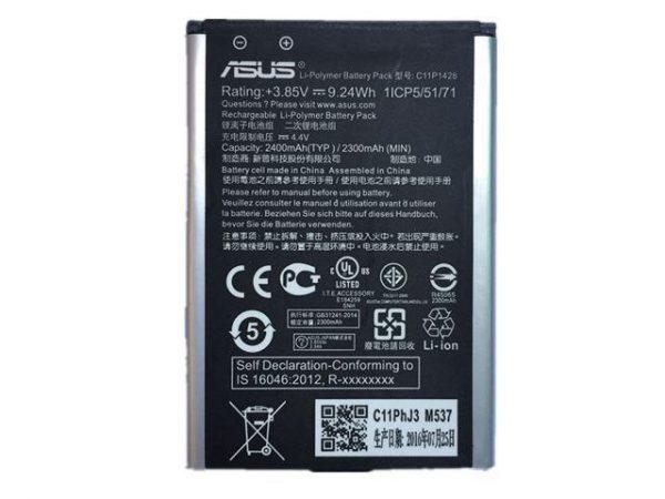 باطری موبایل ایسوس ZENFONE 2 LAZER 6inch با کد فنی C11P1501