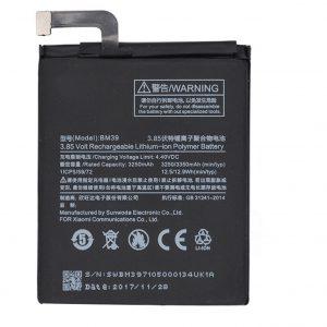 باتری موبایل شیائومی Mi 6 با کدفنی BM39