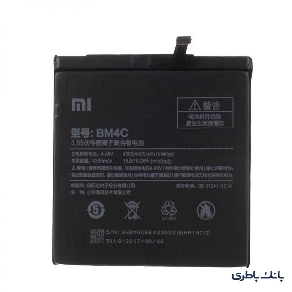 باطری موبایل شیائومی MI MIX با کد فنی BM4C