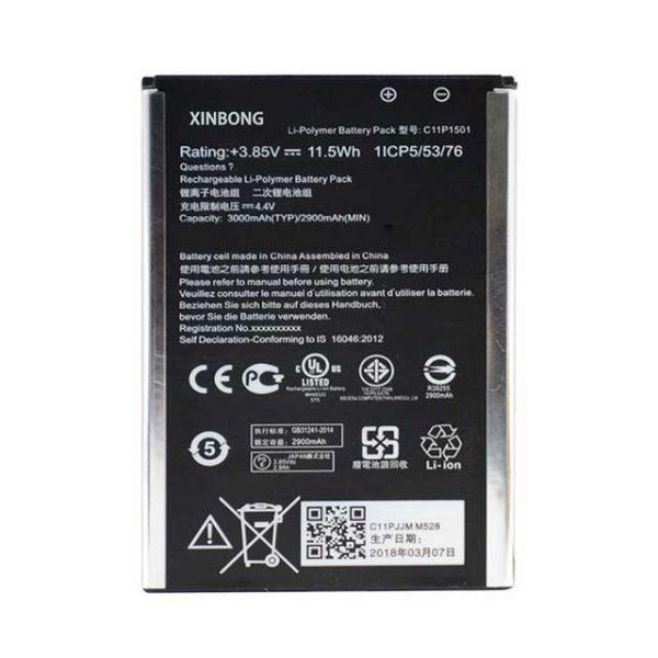 C11P1501 Battery For Asus Zenfone 2 Laser 5 5 6 zenfone selfie 600x600 - باتری موبایل ایسوس Zenfone 2 Laser با کدفنی C11P1501