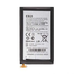 باتری موبایل موتورولا DROID RAZR با کدفنی EB20