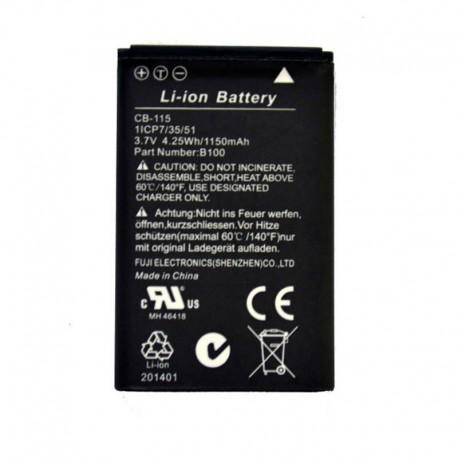 cat b100 battery cb 115
