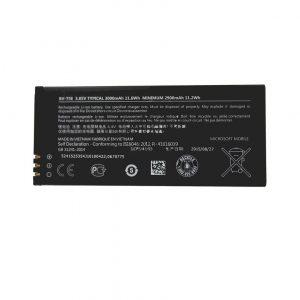 باتری موبایل مایکروسافت lumia 950 با کدفنی BV-T5E