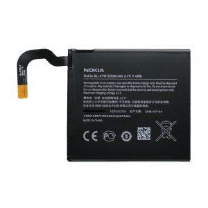 باتری موبایل مایکروسافت lumia 925 با کد فنی BL-4YW