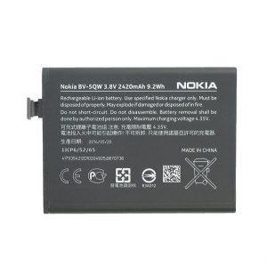 باتری موبایل مایکروسافت lumia 930 با کد فنی BV-5QW