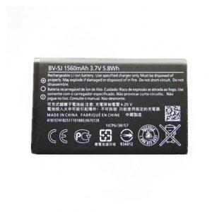 باتری موبایل مایکروسافت lumia 435 با کد فنی BV-5J