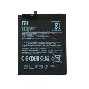 باتری موبایل شیائومی Redmi 5 با کدفنی BN35