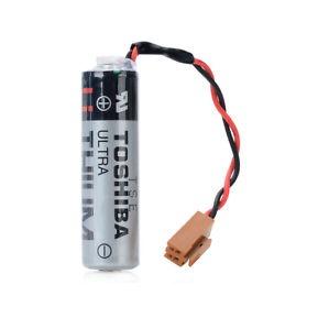 6ab18eda831dcbb1592ba3a4bacbcfedc468fe44 - باتری لیتیوم توشیبا ER17500V