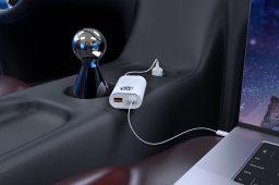 High-Power-USB-C-Car-Adapter