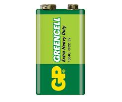 download - باتری کتابی معمولی جی پی مدل Greencell