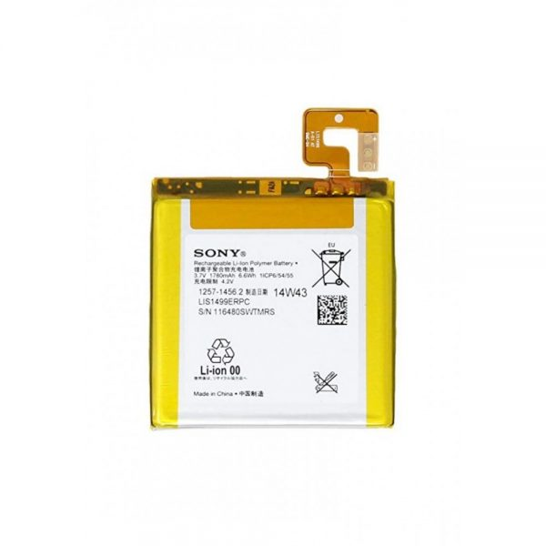 sony xperia t lt30 lis1499erpc standard replacement internal battery 1000x1000 600x600 - باتری موبایل سونی Xperia T با کدفنی LIS1499ERPC