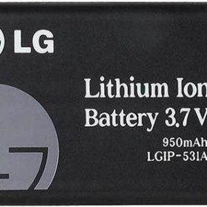 41FFlrVhwL 300x300 - باتری ال جی KU250 با کدفنی LGIP 531A