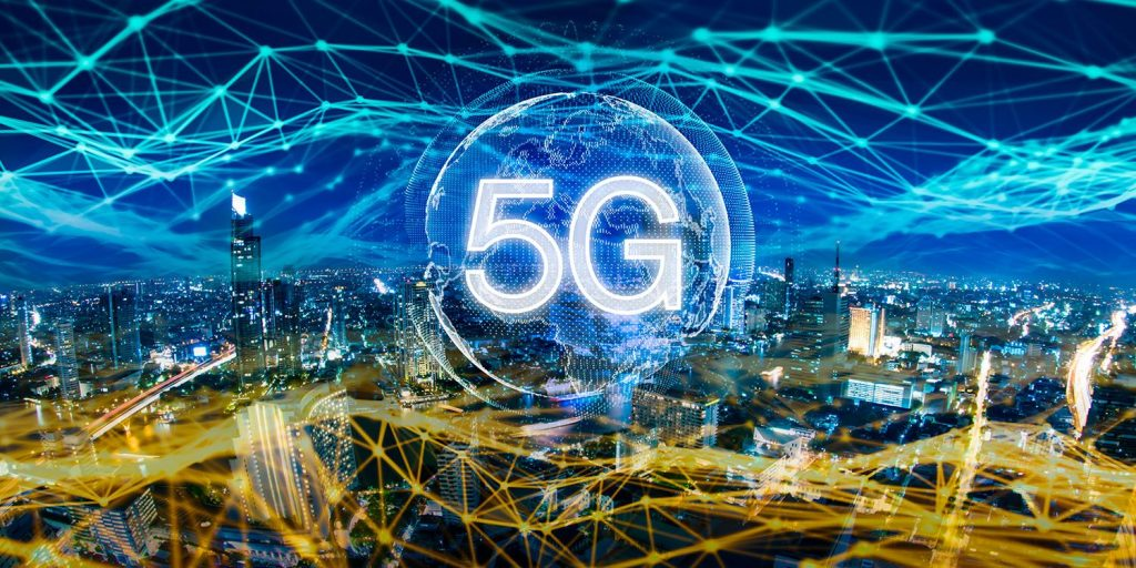 5G 1 1024x512 - نکاتی جالب درباره ی اینترنت 5G