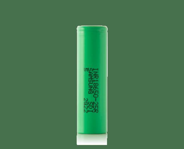 682277 samsung battery 25r 18650 001 1 600x484 - باتری لیتیوم آیون 18650 سامسونگ با ظرفیت 1500 میلی آمپر