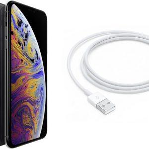 iphone xs lightning