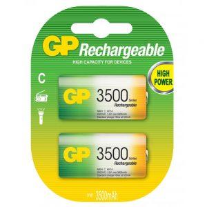 باتری متوسط شارژی GP مدل Rechargeable