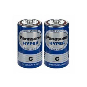 باتری معمولی متوسط Panasonic مدل Hyper