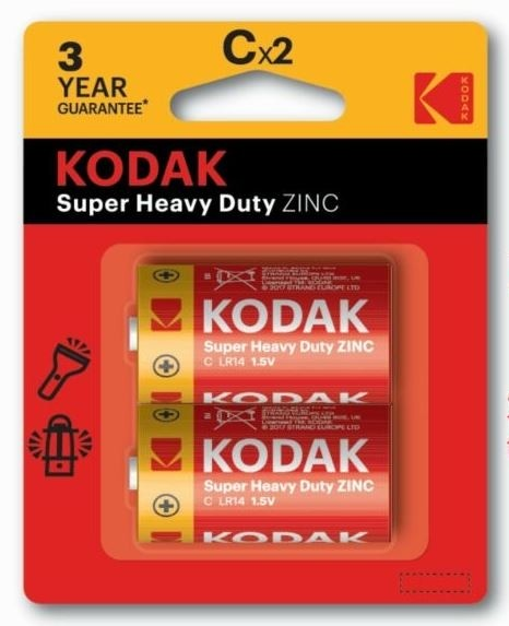 kodAK C SUPER HEAVY DUTY