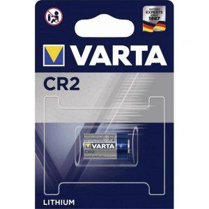 باتری لیتیوم CR2 وارتا آلمان