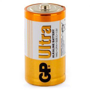 gp batteries ultra c battery