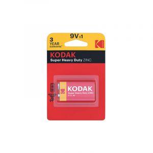 Kodak Heavy Duty Zinc 9V