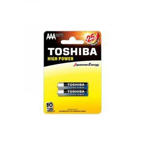 Toshiba High Power AAA