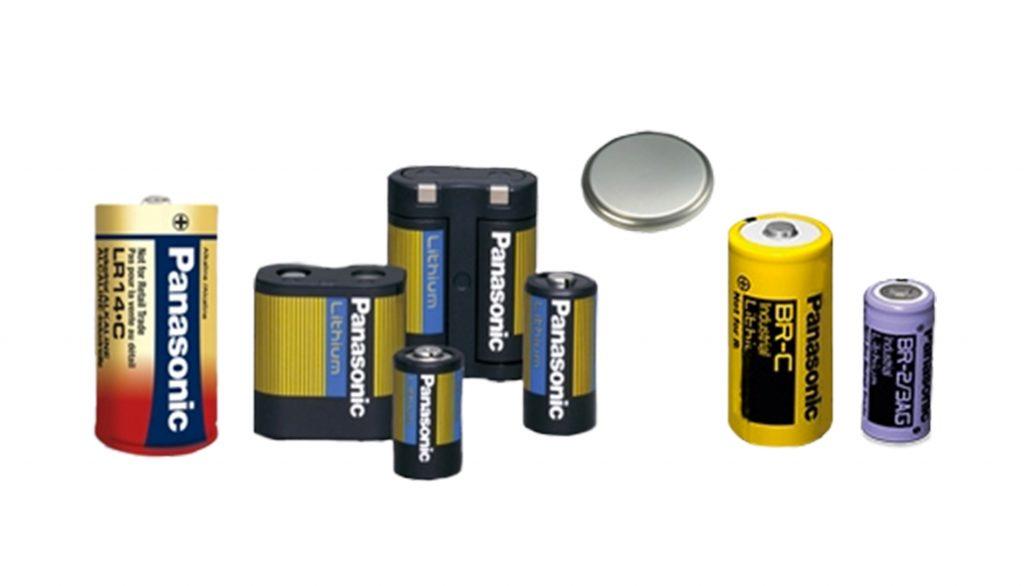 باتری های غیر قابل شارژ