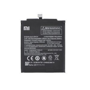 Bateria Xiaomi Redmi 5a Bn34 01 L
