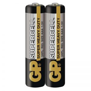 40 Pieces Original Gp Supercell Super Heavy Duty Aaa Battery Chewhoung 1604 17 Chewhoung@1